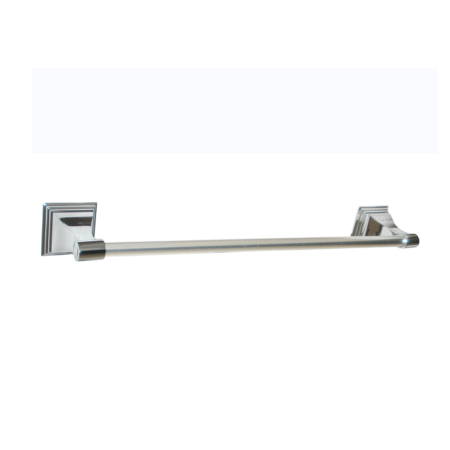ARISTA® Leonard Collection Towel Bar in Chrome