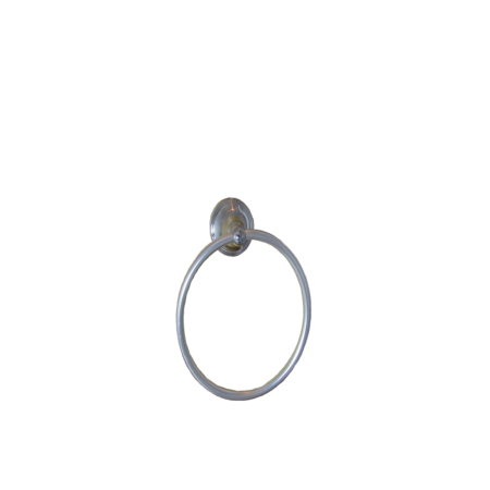 ARISTA® Annchester Collection Towel Ring in Chrome