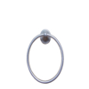 ARISTA® Annchester Collection Towel Ring in Satin Nickel