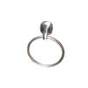 RISTA® Belding Collection Towel Ring in Satin Nickel