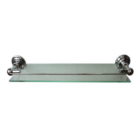 ARISTA® Cascade Collection Glass Shelf - ARISTA® Bath Products Distribution