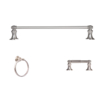 ARISTA® Highlander Collection 3pc Set in Satin Nickel
