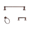 ARISTA® Highlander Collection 3pc Set in Oil-Rubbed Bronze