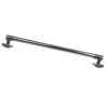 "24"" Decorative Grab Bar in Chrome - Style 1"