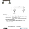 ARISTA Bath Distribution Summit Series TP Holder